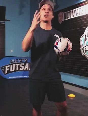 online soccer training