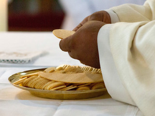 Join Us For Communion Online or In-Person