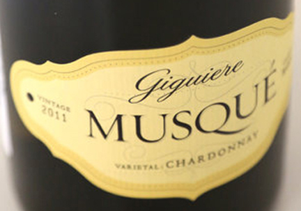 John Giguiere MUSQUE Chardonnay