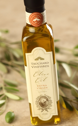 Truchard Vineyards Olive Oil
