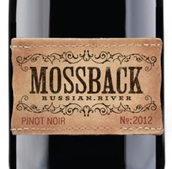 Mossback Pinot Noir
