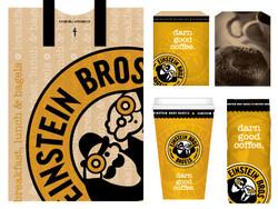 Einstein Bros In Store Packaging