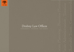 Drobny Law Offices Marketing Book