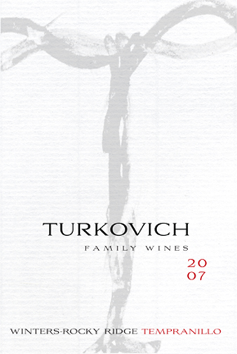 Turkovich Logo/Label/Illustration