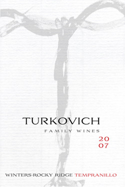 Turkovich Logo/Label/Illustration