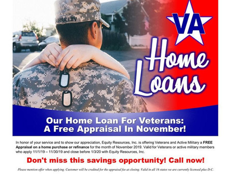 Attention Veterans & Active Military