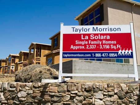 New Home Sales Soar
