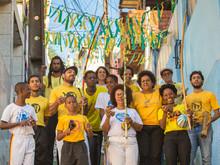 Mestra Janja e N'Zinga Capoeira Salvador