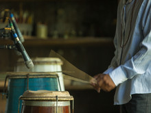 Tambores do Candomblé Ketu