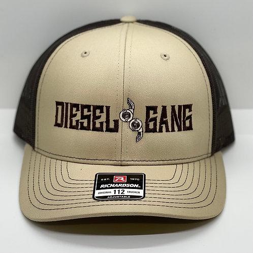 Diesel Gang Classic- Oak Beige