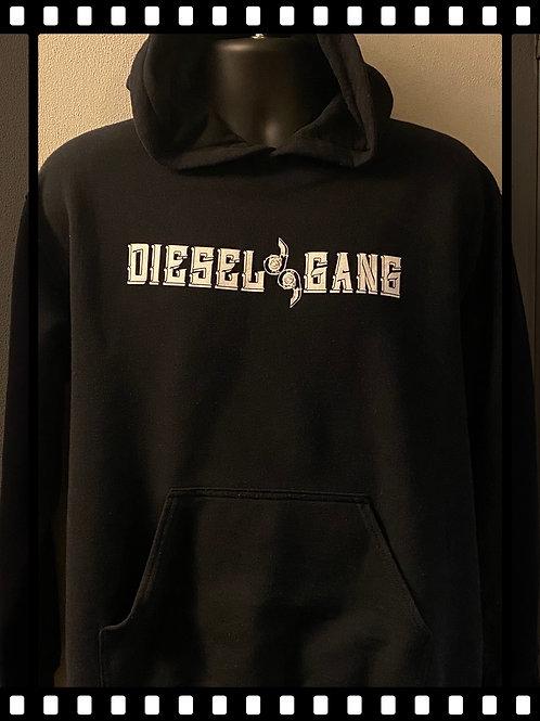 Black Flag Diesel Gang Hoodies