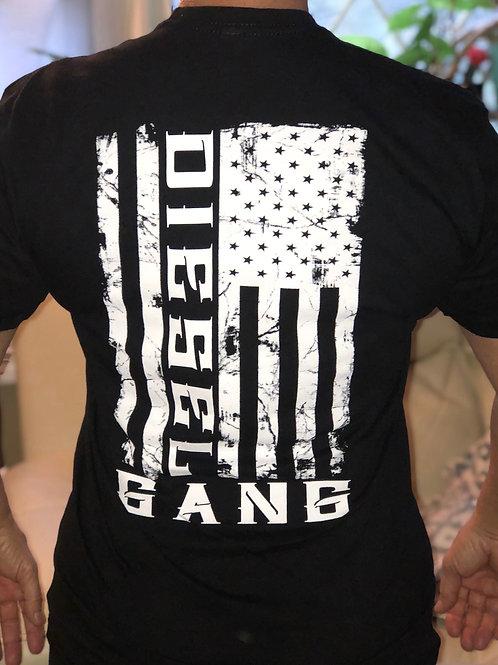 Diesel Gang Flag T