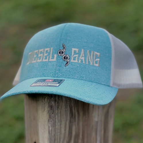 Classic- Speckled Blue/Khaki
