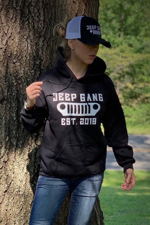 Jeep Gang Flag Hoodie