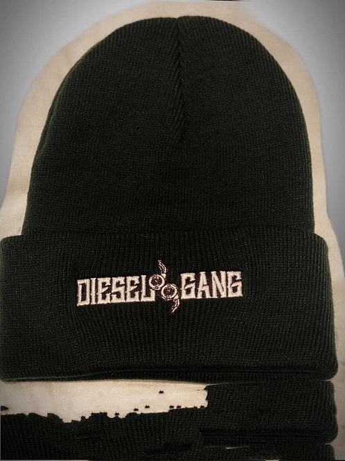 Diesel Gang Beanie Black