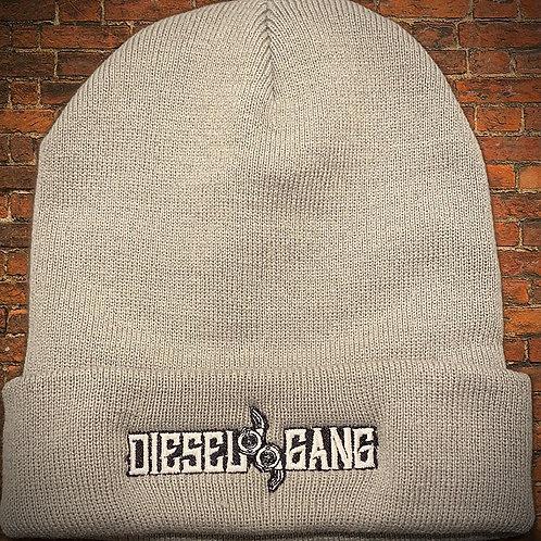 Diesel Gang Silver Beanie