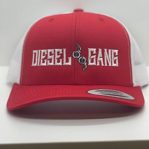Diesel Gang Classic- Blood Red