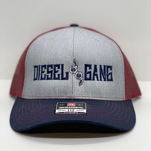 Diesel Gang Classic- Faded American