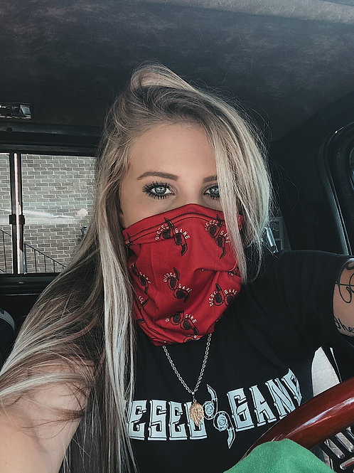 Diesel Gang Neck Gaiter