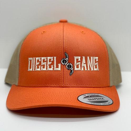 Diesel Gang Classic- Harvest Orange