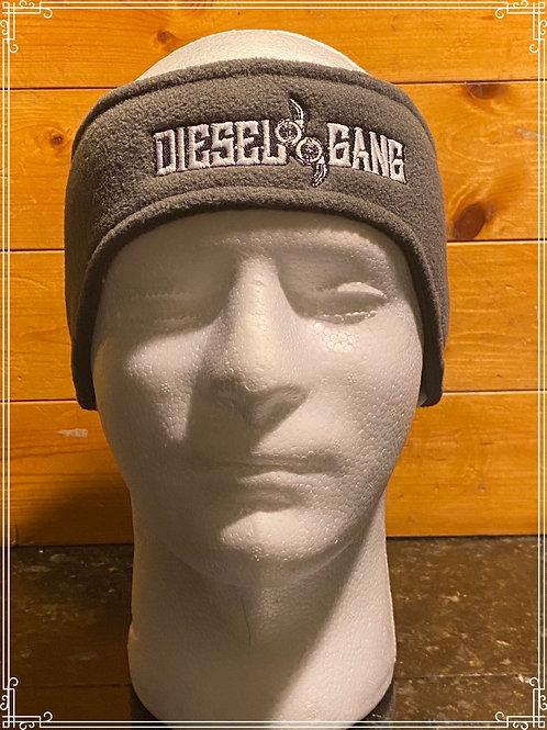 Gray Fleece Diesel Gang Headband