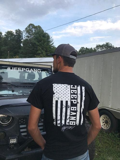 Jeep Gang Flag T-shirt