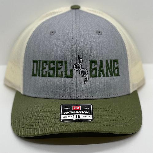 Diesel Gang Classic- Forest Grey