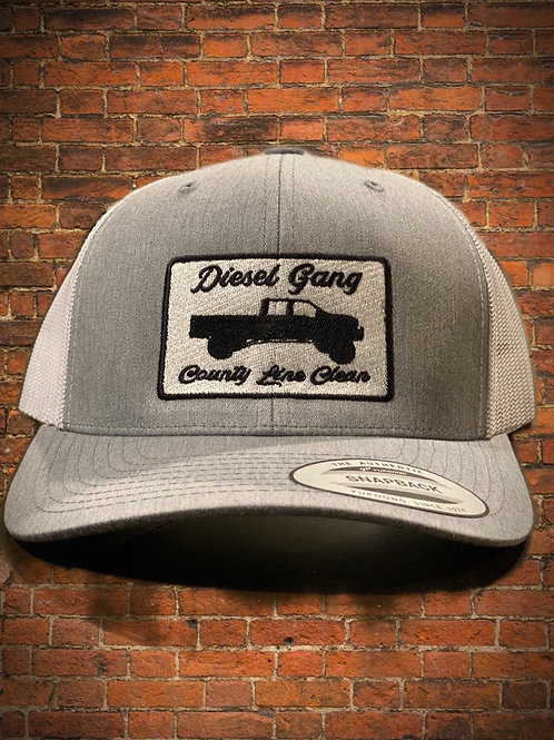 County Line Clean SnapBack