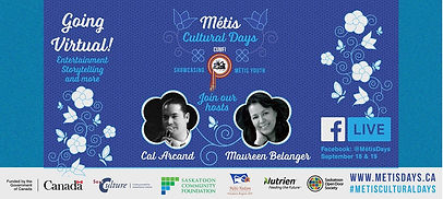 Cumfi presents Metis Cultural Days 2020
