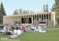 mención de honor Teatro en Finlandia