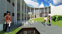 ampliación Museo A. Aalto - concurso