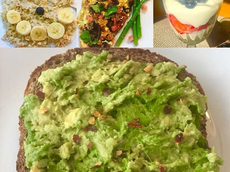 Four Make-At-Home, Quick, Healthy Breakfasts For Under 250 Calories!