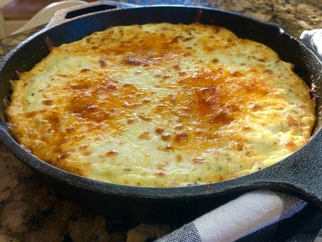 Low Carb Skillet Lasagna