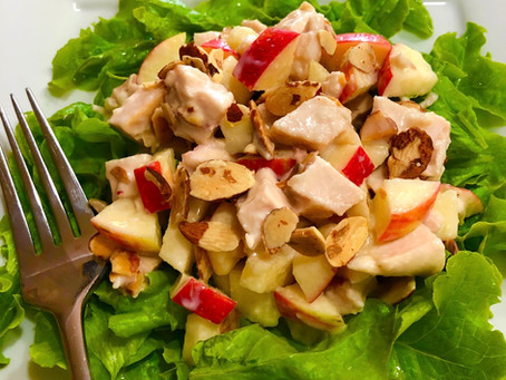 Honey Apple Chicken Salad