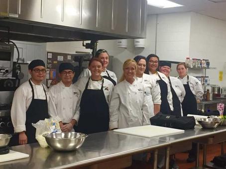WKCTC Culinary School!