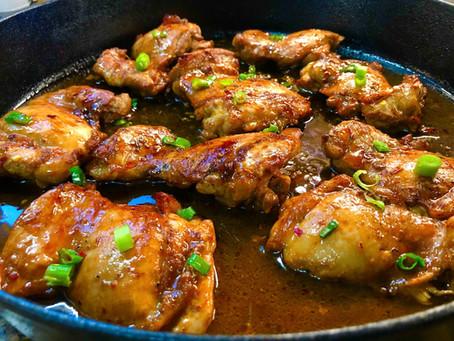Easy Asian Marinated Chicken