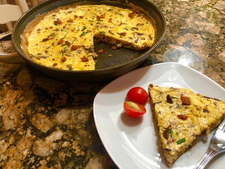 No-Crust Low Carb Quiche