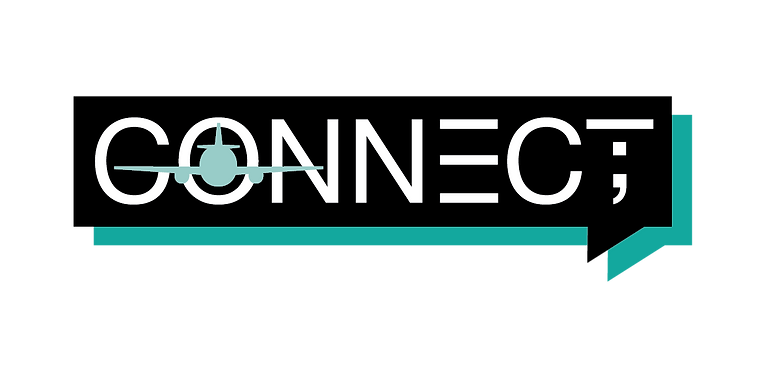 CONNECT LOGO FINAL CONCEPT BLACK ON GREE