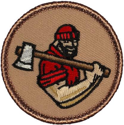 Lumberjacks Patrol Patch