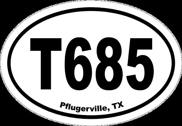 Troop 685 Sticker