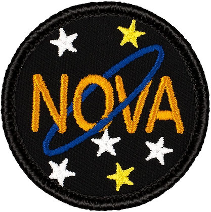 NOVA Patrol Patch