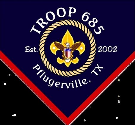 Troop Neckerchief