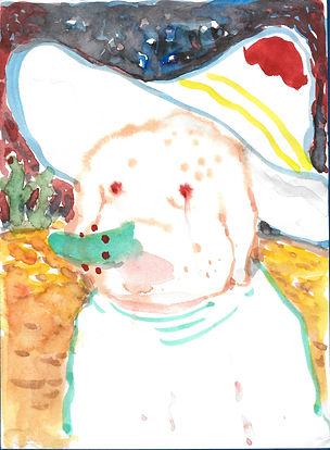 撒哈拉12.5x17cm watercolour on paper 2016.j