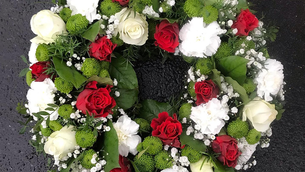 Open Seasonal Wreath