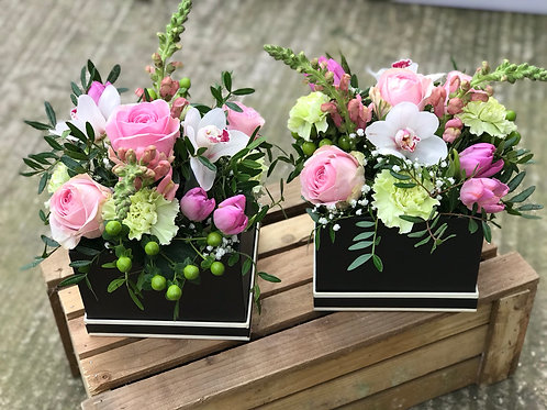 Deluxe Flower Boxes