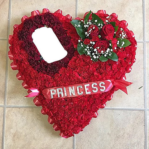 All Carnation Heart