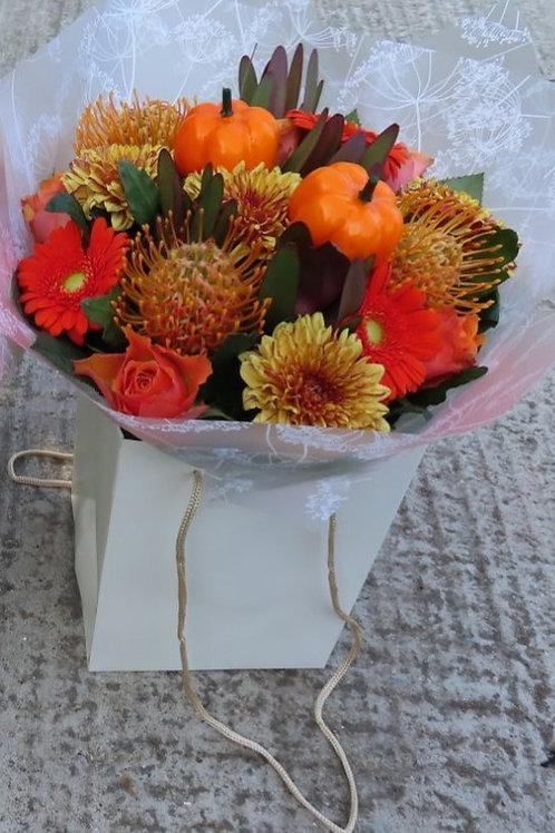 Tropical Autumnal Bouquet