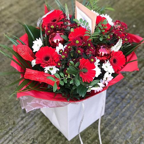 Red Gerb Florist Choice