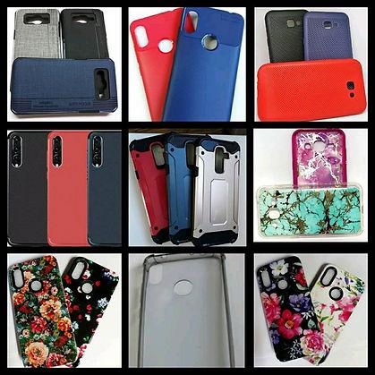 TPU diversidad de diseños y colores Diferentes texturas (Hay muchas más!!) Varios Modelos