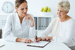 Holistic Health Coach with Patient